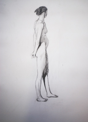 Woman Standing